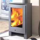 Panadero Nevada Contemporary Wood Burning Stove
