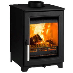 Parkray Aspect 4 Double Sided SD Multi Fuel Wood Burning Stove