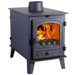 Parkray Consort 4 Double Sided DD Multi Fuel Wood Burning Stove