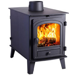 Parkray Consort 4 Double Sided DD Wood Burning Stove