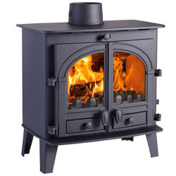 Parkray Consort 5 Slimline Multi Fuel Wood Burning Stove