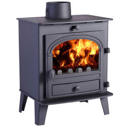 Parkray Consort 5 Standard Multi Fuel Wood Burning Stove
