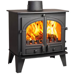 Parkray Consort 9 Multi Fuel Wood Burning Stove