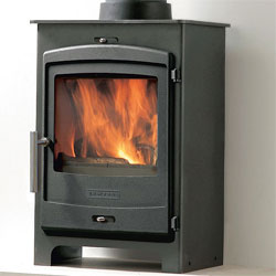 Portway Stoves 1 Contemporary Multi-Fuel Stove