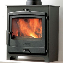 Portway Stoves 2 Contemporary Multi-Fuel Stove
