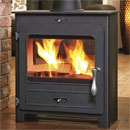 Portway Stoves 2 Double Sided Traditional Multi-Fuel Stove