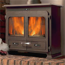 Portway Stoves 3 Traditional Multi-Fuel Stove