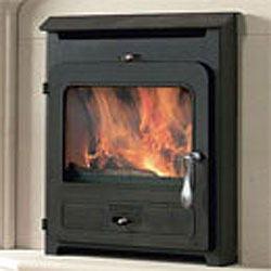 Portway Stoves Traditional Inset Multi Fuel Stove