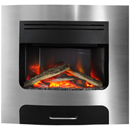 Pureglow Lydia Illusion Inset Electric Fire
