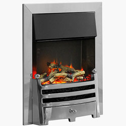 Pureglow Bauhaus Illusion Inset Electric Fire