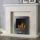 Pureglow Drayton Full Depth Gas Fireplace Suite