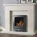 Pureglow Drayton Slimline Gas Fireplace Suite