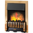 Pureglow Media Inset Slimline Electric Fire