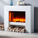 Signature Fireplaces Clermont Electric Suite