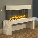 Signature Fireplaces Colorado Electric Suite