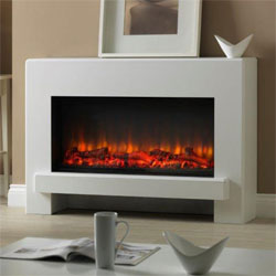 Suncrest Eggleston Electric Fireplace Suite
