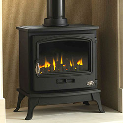 Gallery Tiger Gas Stove Coal Effect