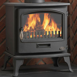 Gallery Tiger Wood Burning Multifuel Stove