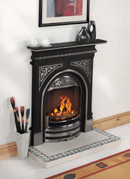 Gallery Tregaron Cast Iron Combination