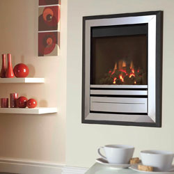 Verine Alpena Frontier Wall Mounted Balanced Flue Gas Fire