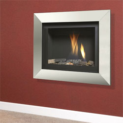 Kinder Celena Wall Mounted Balanced Flue Gas Fire