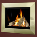 Michael Miller Collection Celena Wall Mounted LPG Gas Fire