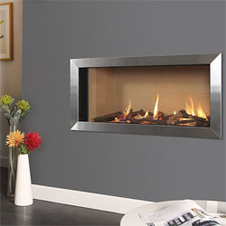 Kinder Eden Elite HE Slimline Gas Fire