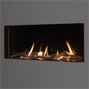 Verine Eden Elite HE Slimline Trimless LPG Gas Fire