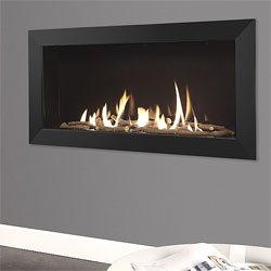 Michael Miller Collection Eden Elite HE Slimline Balanced Flue Gas Fire