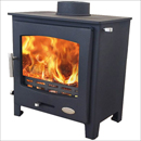 Woolly Mammoth 5 Widescreen Multifuel Wood Burning Stove DEFRA