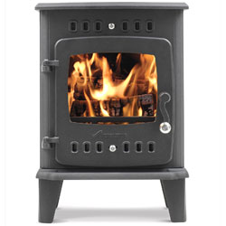 Worcester Greenstyle Hanbury 8 Multifuel Wood Burning Stove