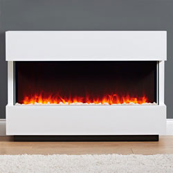 Eko Fires 1220 Electric Fireplace Suite