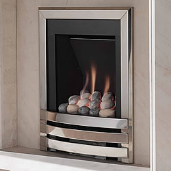 Flavel windsor contemporary inset gas fire lowest price in for Modern gas fireplace price