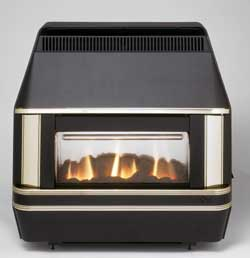 Valor Heartbeat Gas Fire